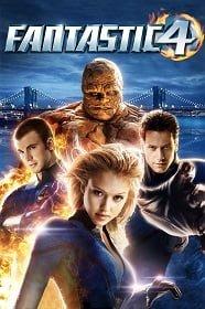 Fantastic Four (2005) สี่พลังคนกายสิทธิ์ ภาค1