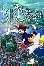 Kiki's Delivery Service (1989) แม่มดน้อยกิกิ