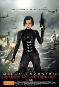 Resident Evil 5 Retribution (2012) ผีชีวะ 5 สงครามไวรัสล้างนรก