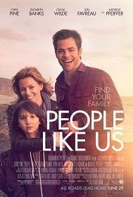 People Like Us (2012) สานสัมพันธ์ ครอบครัวแห่งรัก