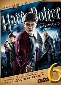 Harry Potter and the Half-Blood Prince (2009) แฮร์รี่ พอตเตอร์ ภาค 6 กับเจ้าชายเลือดผสม