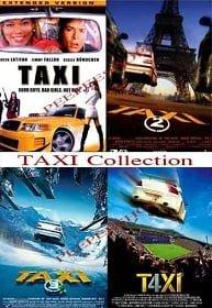 Taxi แท็กซี่ซิ่งระเบิด บ้าระห่ำ ภาค 1-2-3-4