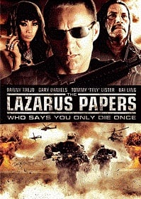 The Lazarus Papers คืนชีพแค้น คนอมตะ