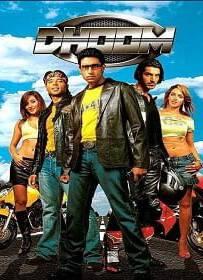 Dhoom 1 (2004) ดูม บิดท้านรก ภาค 1