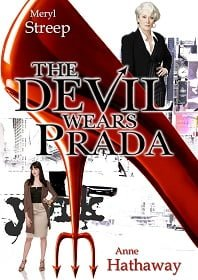 The Devil Wears Prada (2006) นางมารสวมปราด้า