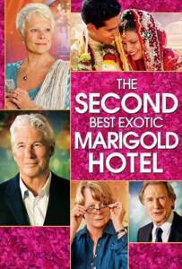 The Second Best Exotic Marigold Hotel (2015) โรงแรมสวรรค์ อัศจรรย์หัวใจ 2