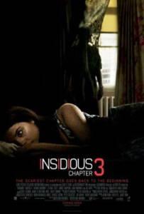 Insidious Chapter 3 (2015) วิญญาณตามติด ภาค 3