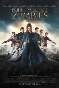 Pride and Prejudice and Zombies (2016) เลดี้+ซอมบี้