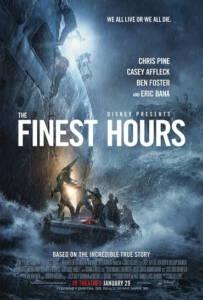 The Finest Hours (2016) ชั่วโมงระทึกฝ่าวิกฤตทะเลเดือด