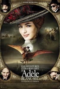 The Extraordinary Adventures of Adele Blanc-Sec (2010) พลังอะเดลข้ามขอบฟ้าโค่น 5 อภิมหาภัย