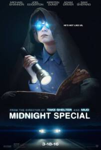 Midnight Special (2016) เด็กชาย พลังเหนือโลก