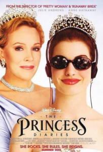 The Princess Diaries (2001) บันทึกรักเจ้าหญิงมือใหม่