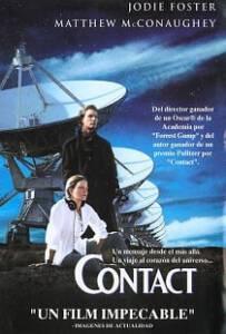 Contact (1997) อุบัติการสัมผัสห้วงอวกาศ