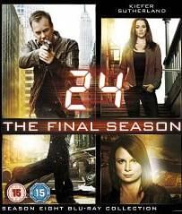 24 Hours Season 8 : 24 ชั่วโมงอันตราย ปี 8 พากย์ไทย