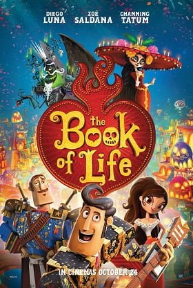 book 2014 the movie of life