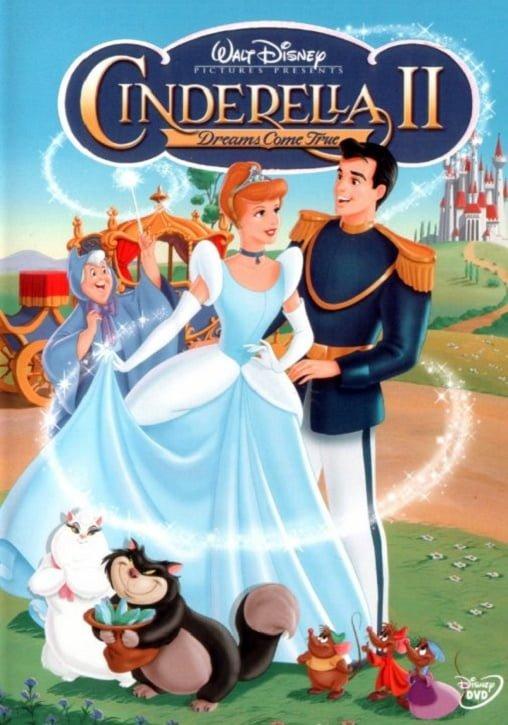 Cinderella 2 Dreams Come True (2002) ซินเดอเรลล่า 2 สร้างรัก ดั่งใจฝัน
