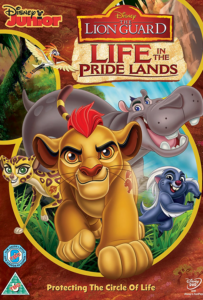 The Lion Guard Life In The Pride Lands (2017) ทีมพิทักษ์แดนทรนง ชีวิตในแดนทรนง