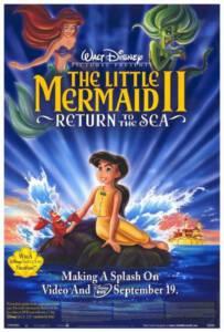 The Little Mermaid II : Return To The Sea (2000) เงือกน้อยผจญภัย 2 ตอนวิมานรักใต้สมุทร