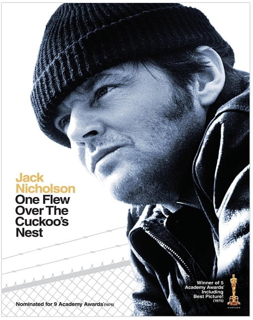 One Flew Over the Cuckoo s Nest (1975) บ้าก็บ้าวะ