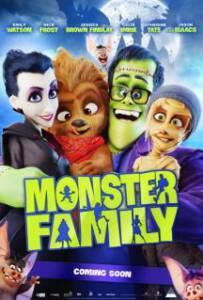 Monster Family (2018) ครอบครัวตัวป่วนก๊วนปีศาจ