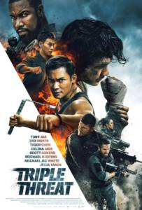 Triple Threat (2019) ทริปเปิล เธรท สามโหดมหากาฬ