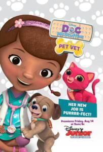 Doc McStuffins Pet Vet (2015)