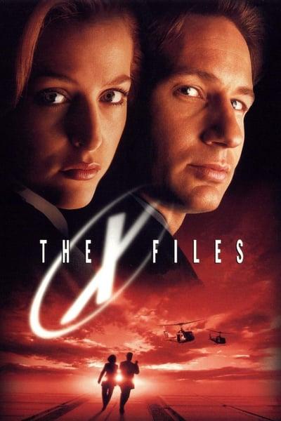 เรื่องย่อThe X Files Fight the Future