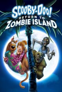 Scooby Doo Return to Zombie Island (2019)