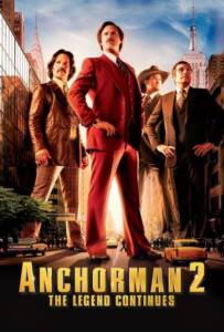 Anchorman 2 The Legend Continues (2013) แองเคอร์แมน 2 ขำข้นคนข่าว