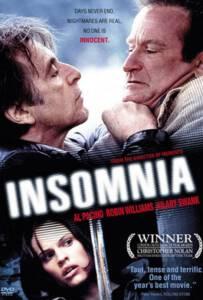 Insomnia (2002) เกมเขย่าขั้วอำมหิต