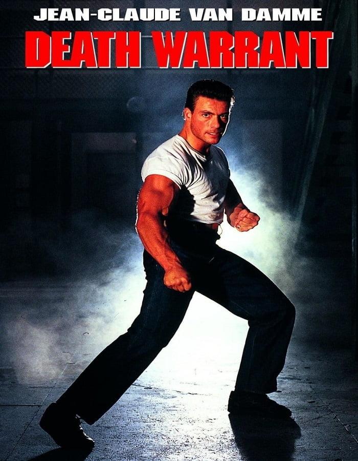 Death Warrant (1990) หมายจับสั่งตาย