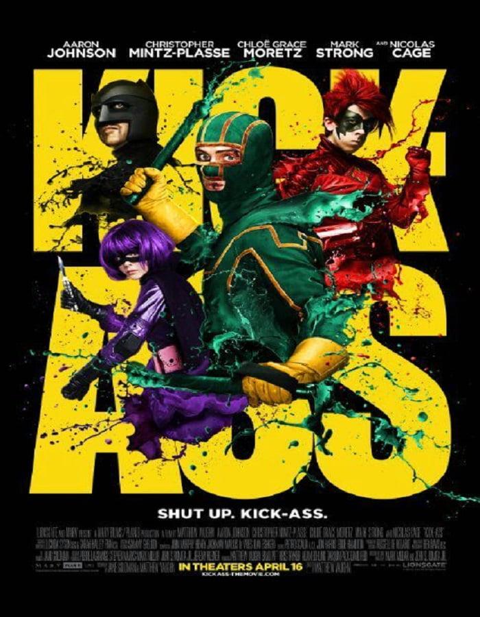 Kick-Ass 1 (2010) เกรียนโคตร มหาประลัย 1
