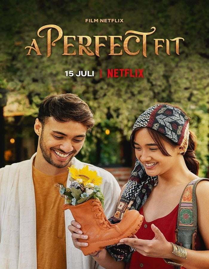 A Perfect Fit (2021) รองเท้ากับความรัก