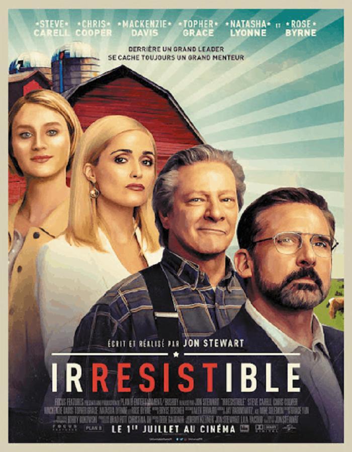 Irresistible (2020) หาเสียงอลเวง