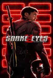 Snake Eyes G.I. Joe Origins (2021)